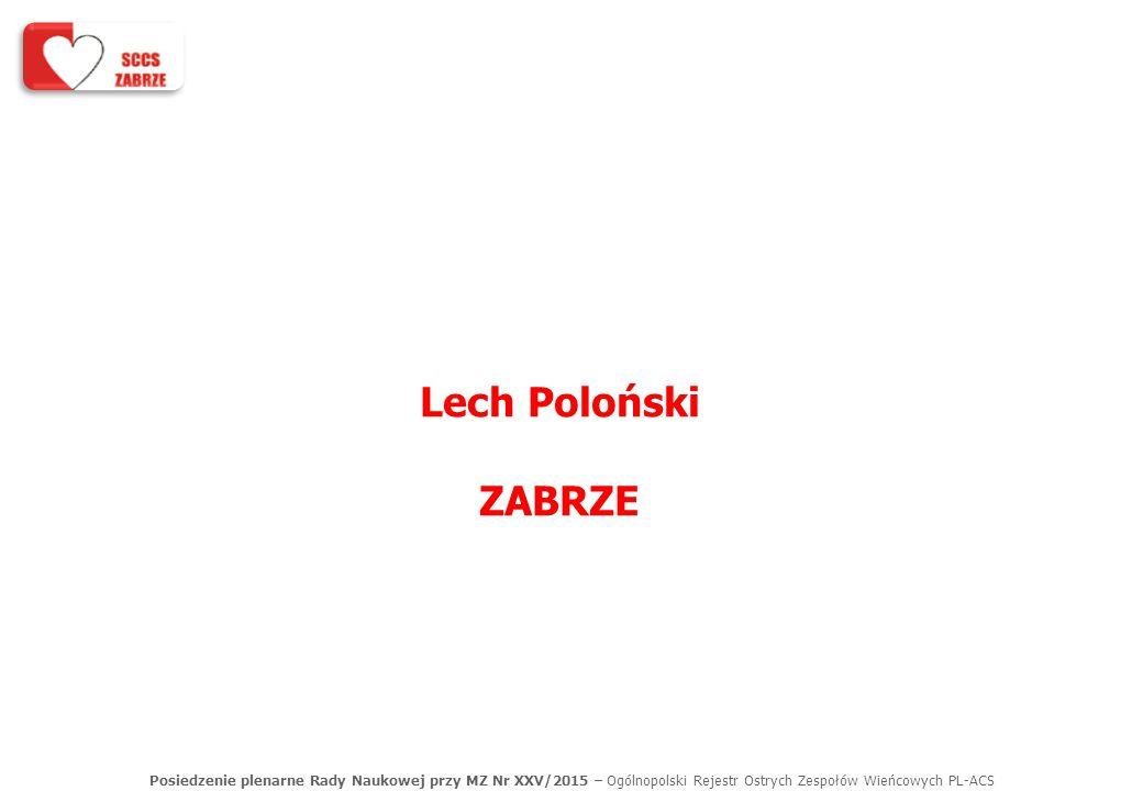 Lech Poloński ZABRZE 1