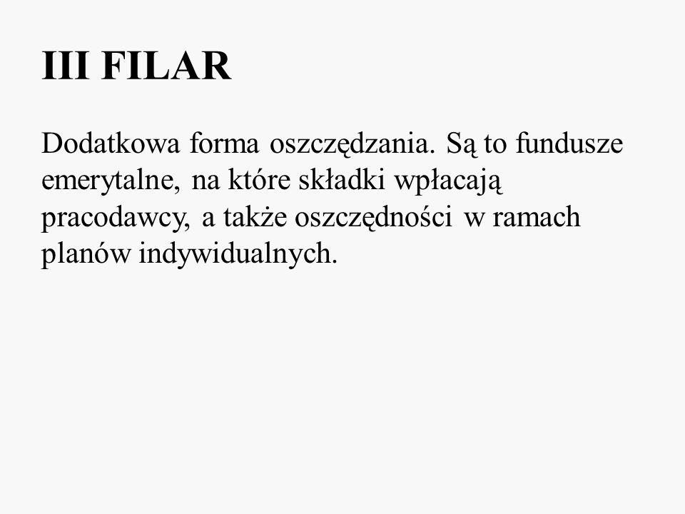 III FILAR