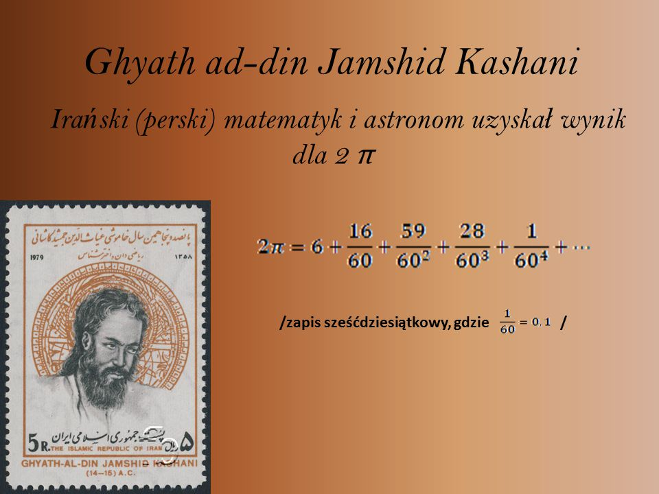 Ghyath ad-din Jamshid Kashani