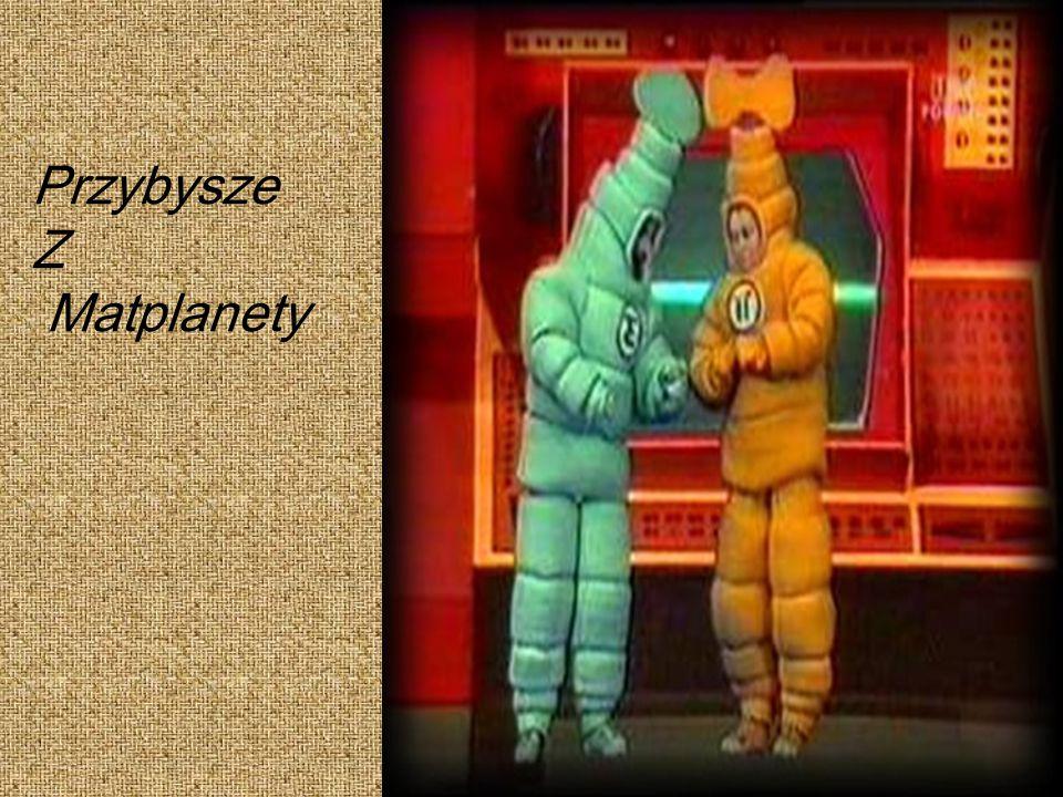Przybysze Z Matplanety