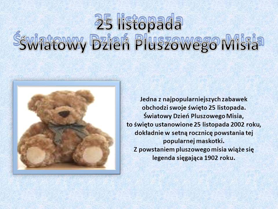 Światowy Dzień Pluszowego Misia Światowy Dzień Pluszowego Misia
