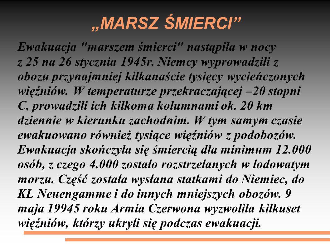 """""""MARSZ ŚMIERCI"""