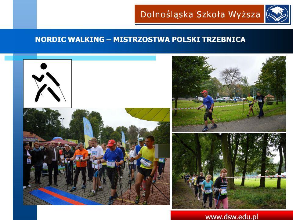 NORDIC WALKING – MISTRZOSTWA POLSKI TRZEBNICA
