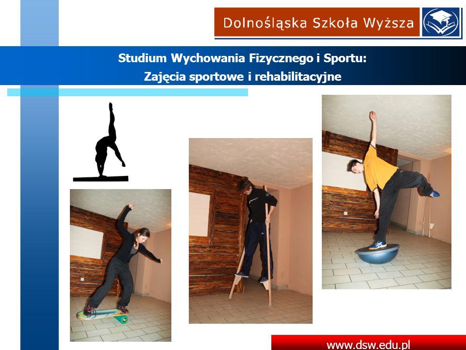 Studium Wychowania Fizycznego i Sportu: