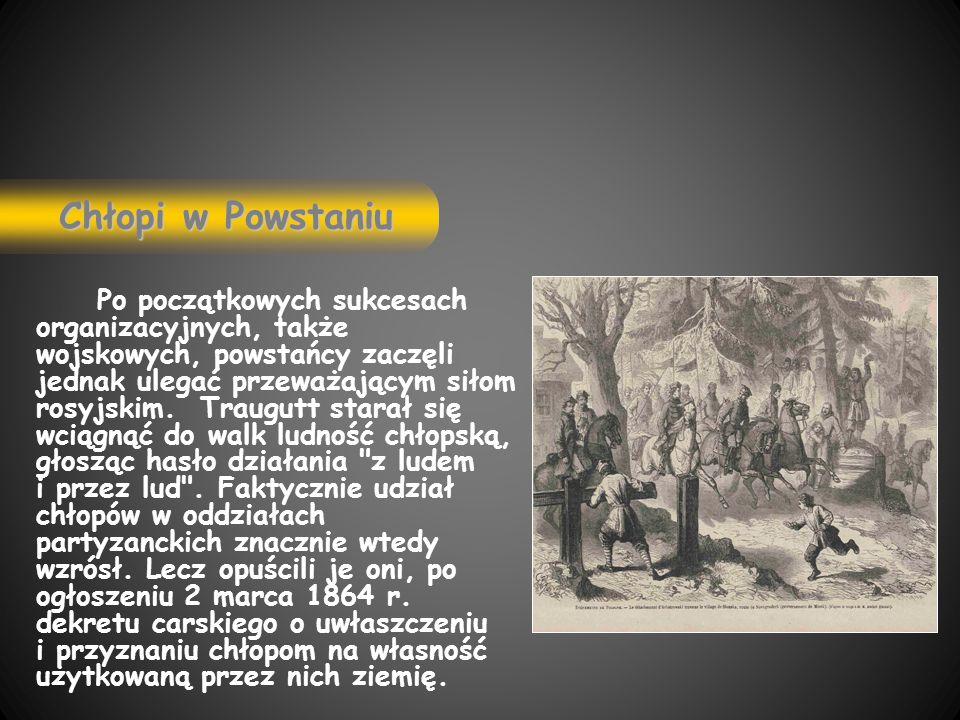 Chłopi w Powstaniu