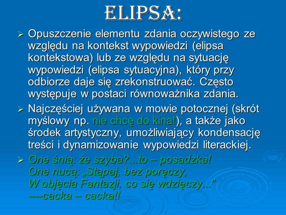 ELIPSA: