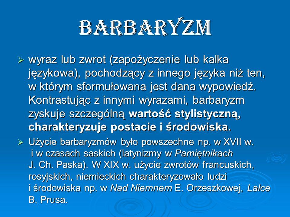 Barbaryzm