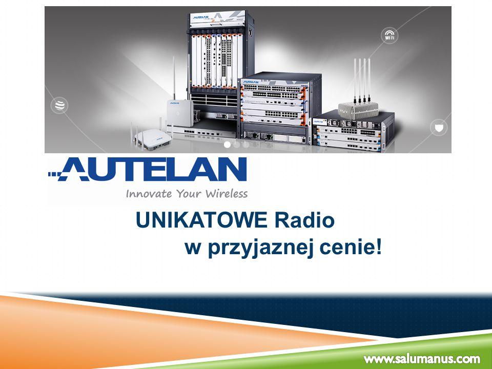 UNIKATOWE Radio w przyjaznej cenie!