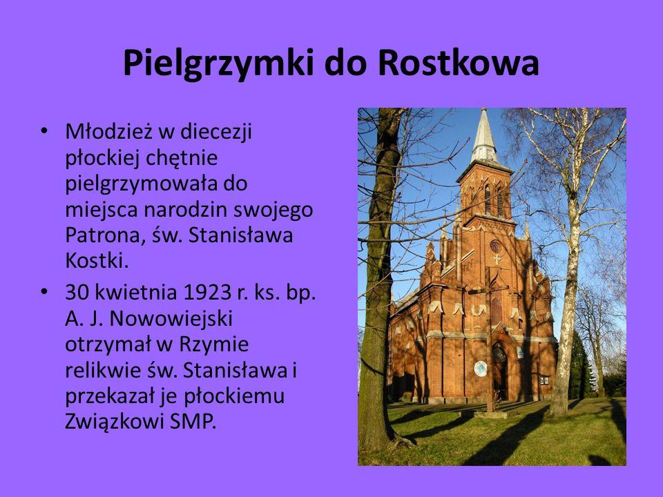 Pielgrzymki do Rostkowa