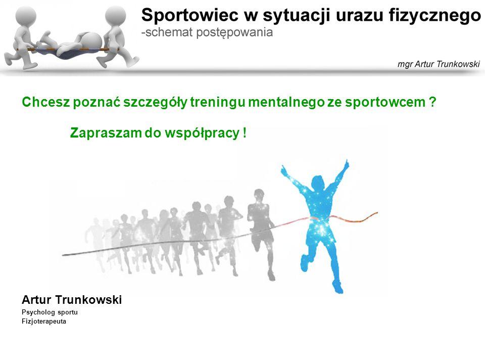 Chcesz poznać szczegóły treningu mentalnego ze sportowcem