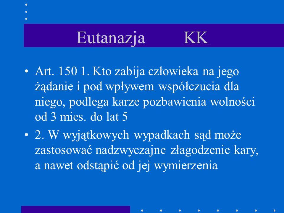 Eutanazja KK