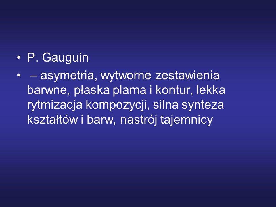 P. Gauguin