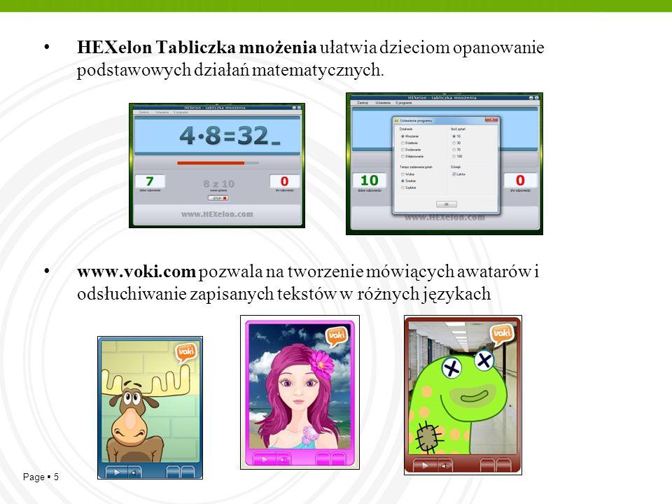 HEXelon Tabliczka mnożenia ułatwia dzieciom opanowanie podstawowych działań matematycznych.