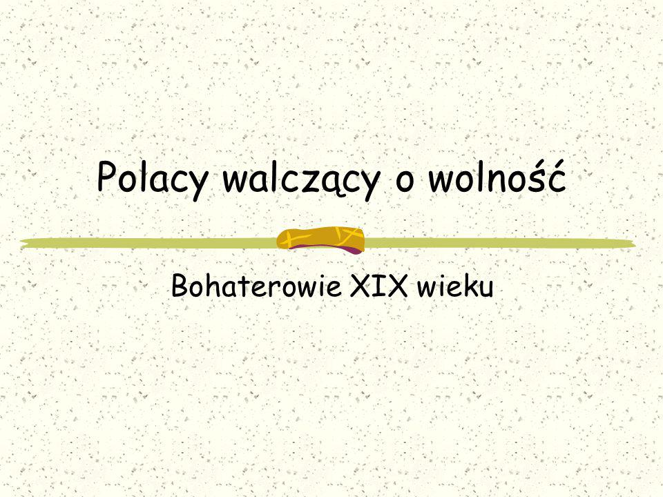 Polacy walczący o wolność