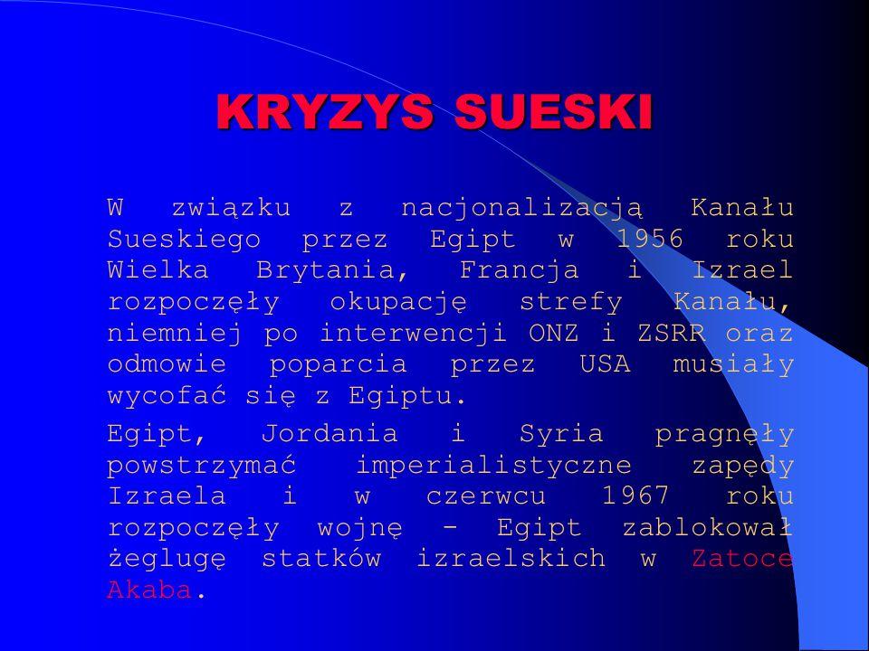 KRYZYS SUESKI