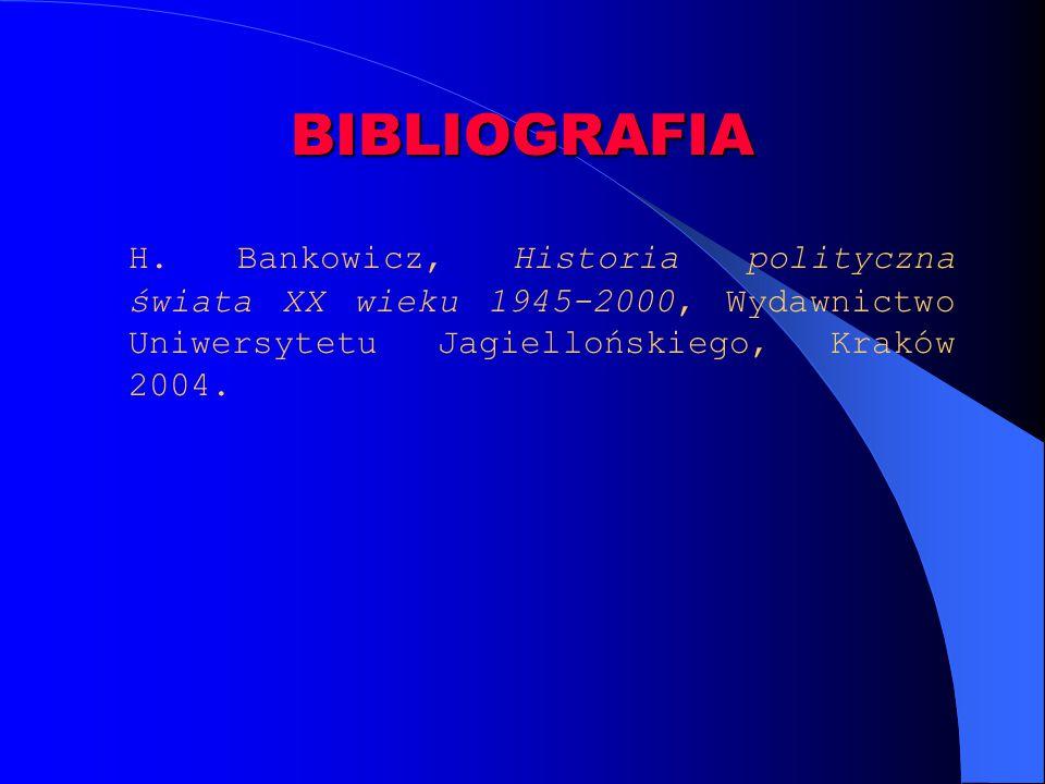 BIBLIOGRAFIA H.