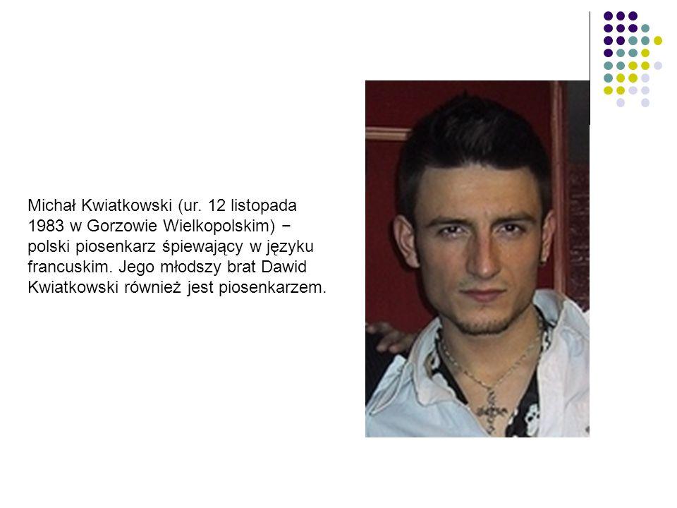Michał Kwiatkowski (ur