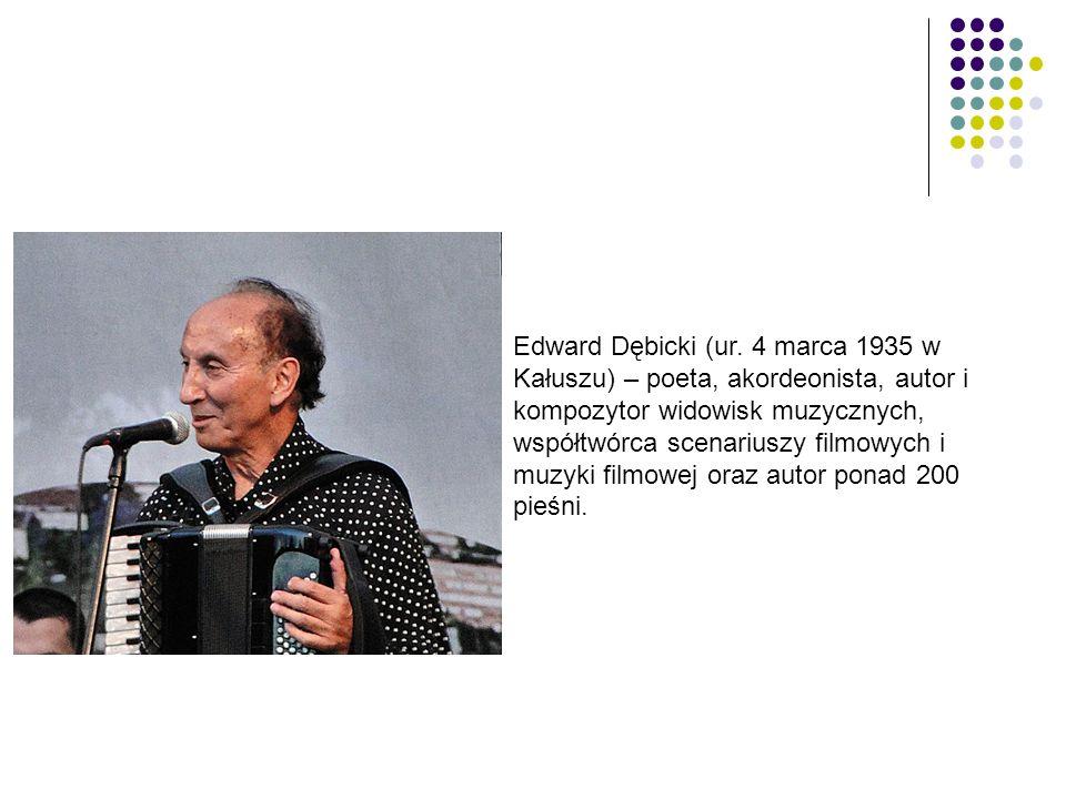 Edward Dębicki (ur.