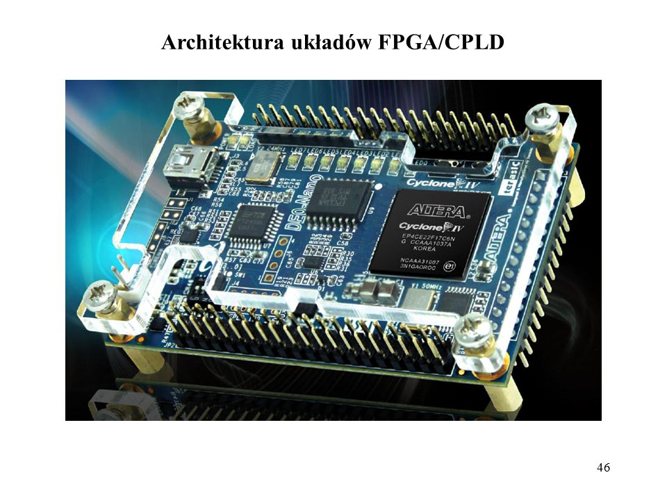 Architektura układów FPGA/CPLD
