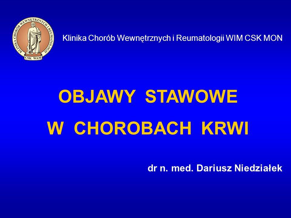 dr n. med. Dariusz Niedziałek