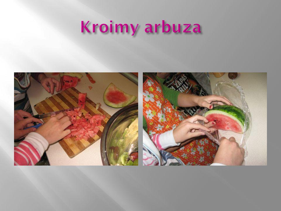 Kroimy arbuza