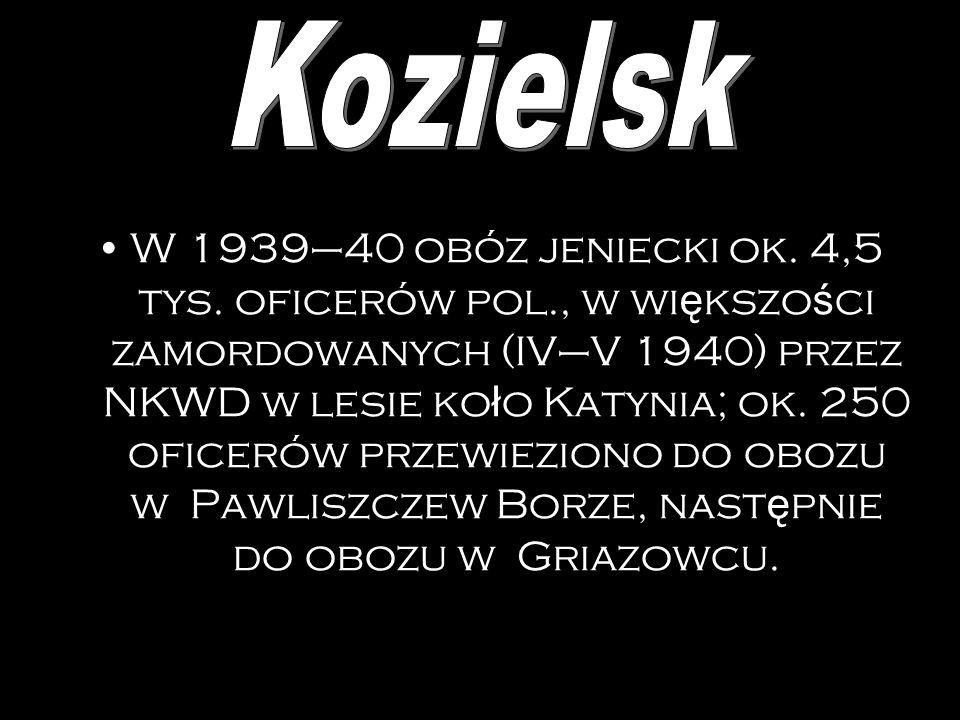 Kozielsk