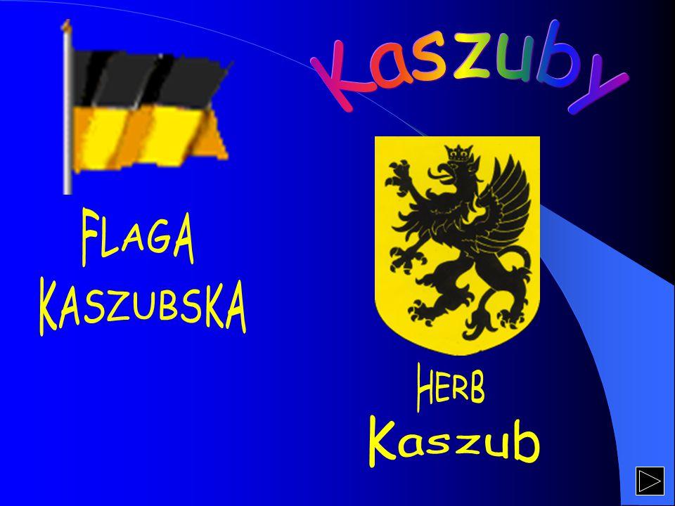Kaszuby FLAGA KASZUBSKA HERB Kaszub