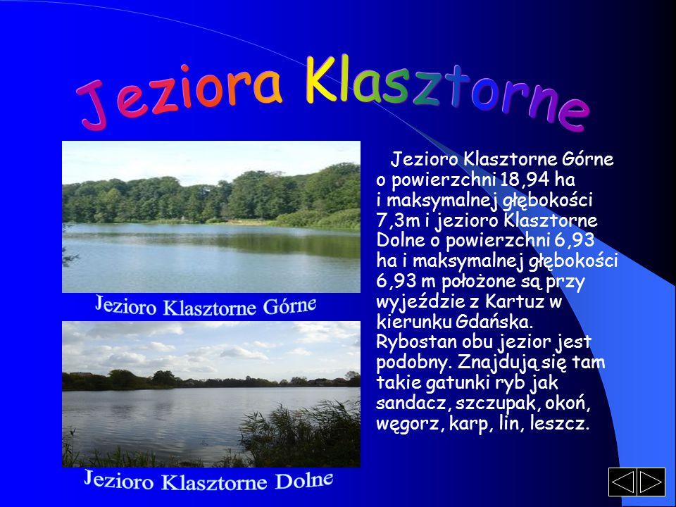 Jeziora Klasztorne Jezioro Klasztorne Górne Jezioro Klasztorne Dolne