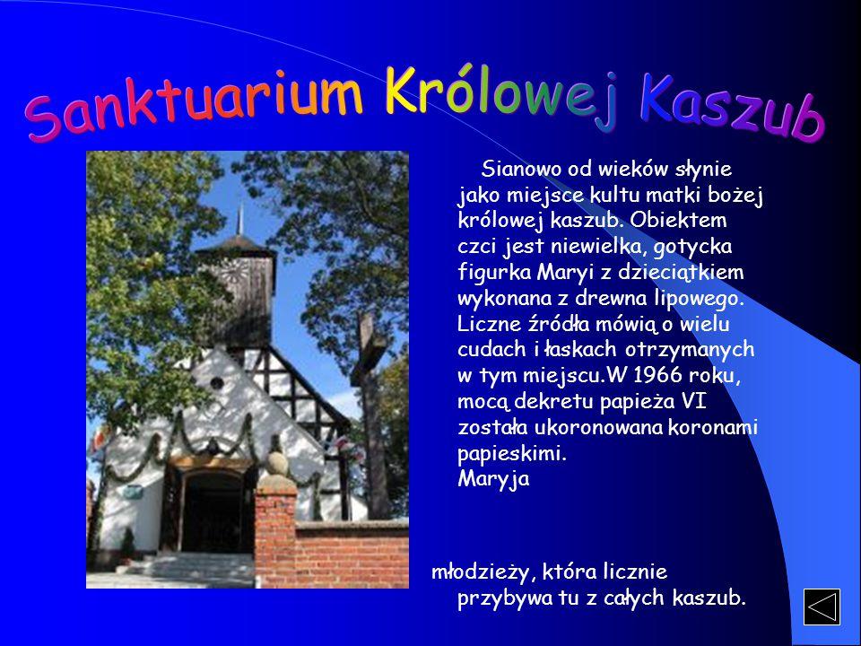 Sanktuarium Królowej Kaszub