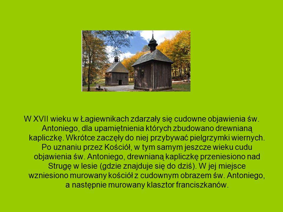 W XVII wieku w Łagiewnikach zdarzały się cudowne objawienia św