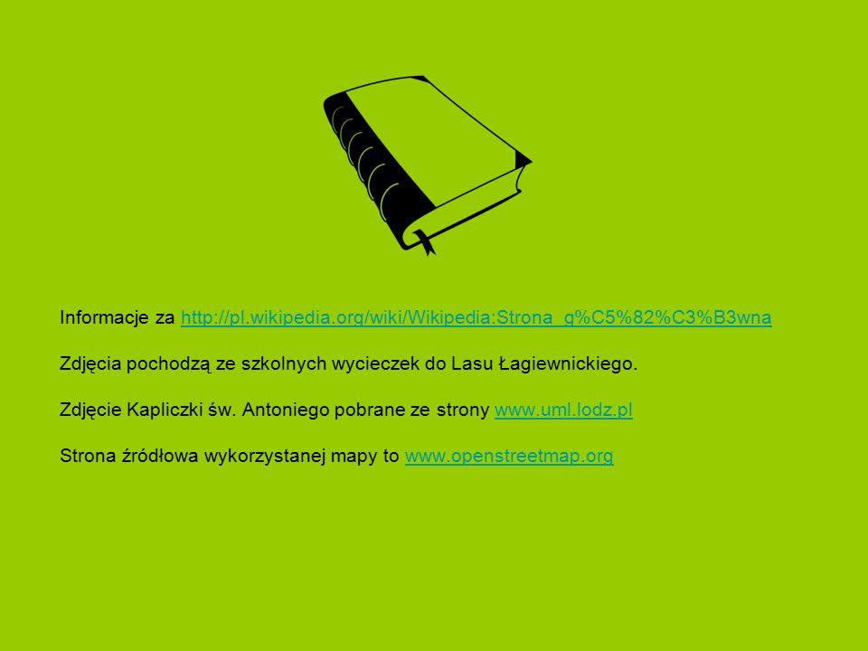 Informacje za http://pl. wikipedia