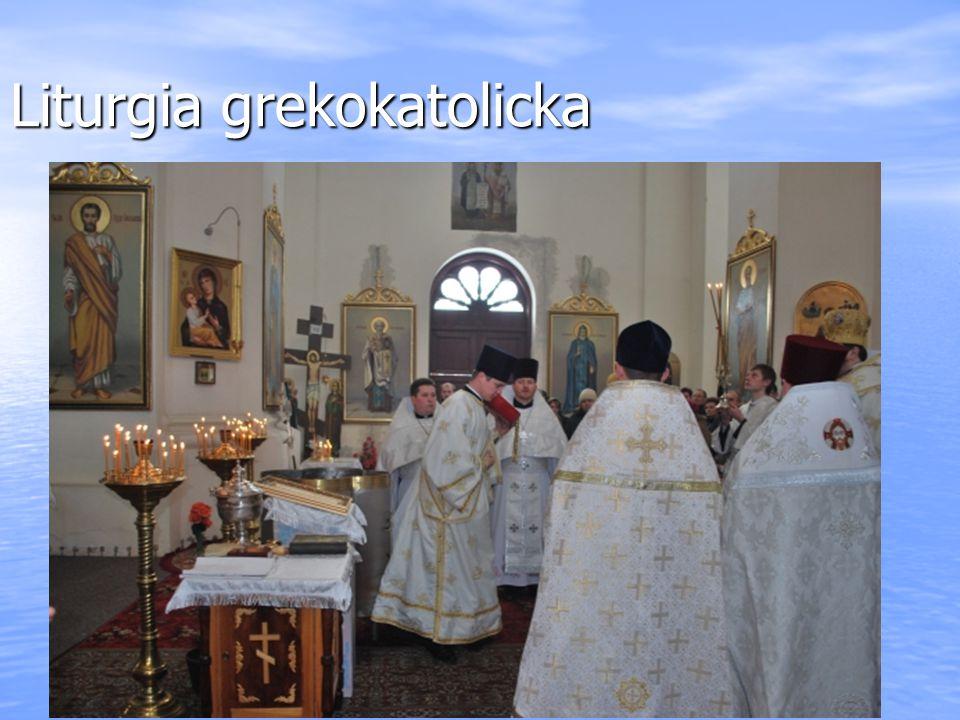 Liturgia grekokatolicka