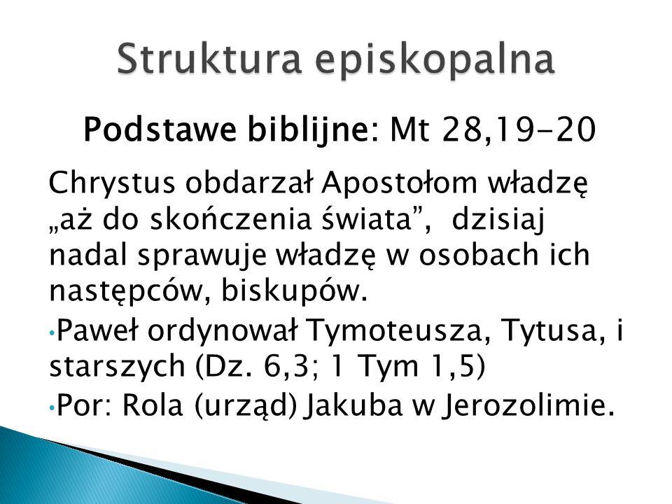 Struktura episkopalna