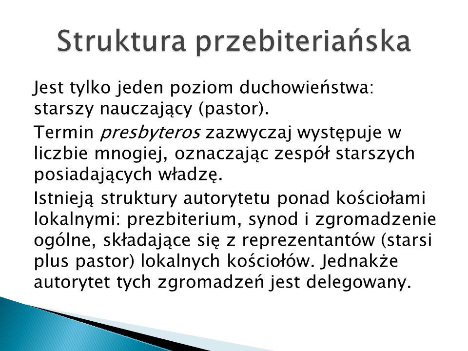 Struktura przebiteriańska
