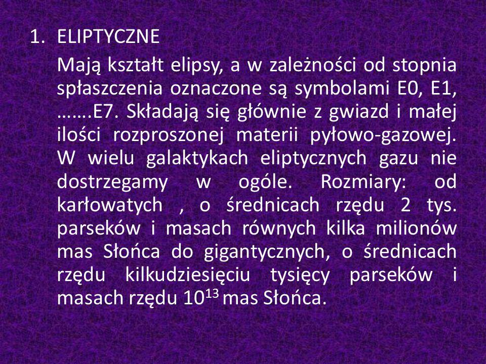 ELIPTYCZNE