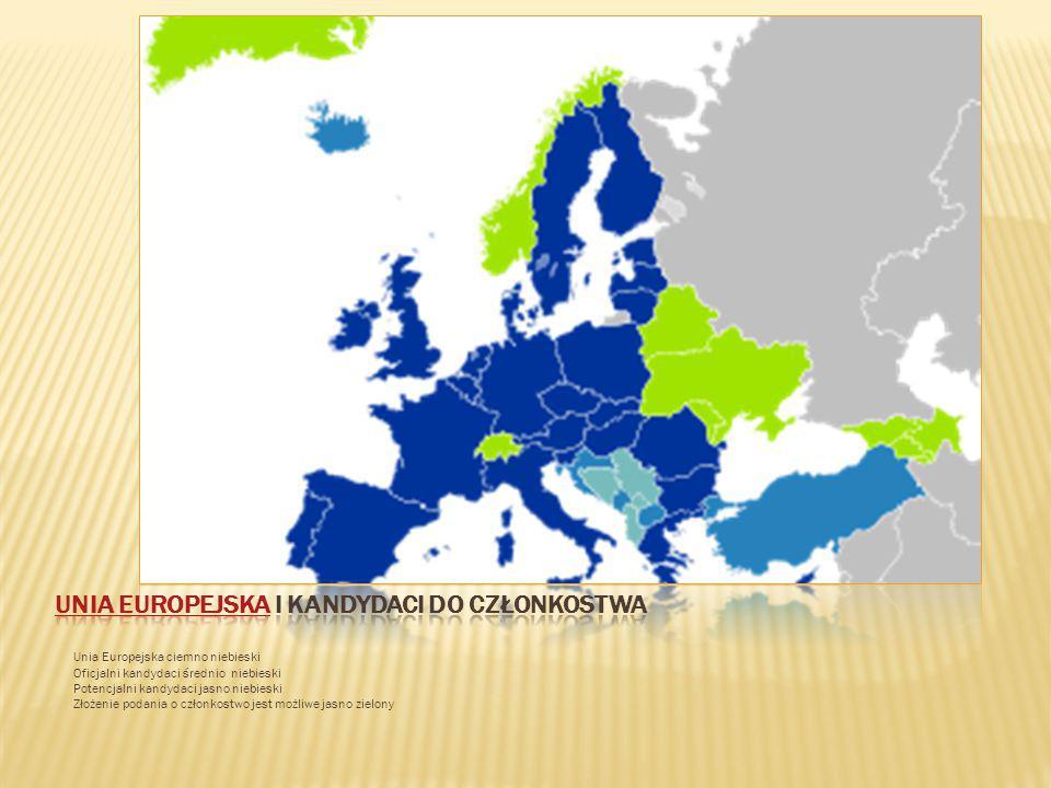 Unia Europejska i kandydaci do członkostwa