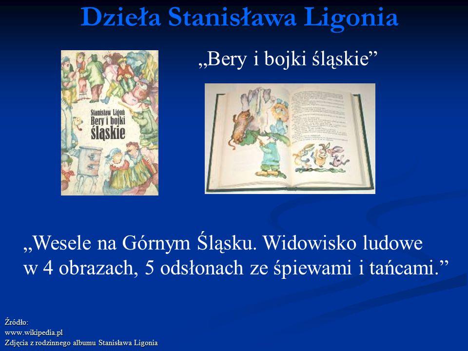 Dzieła Stanisława Ligonia
