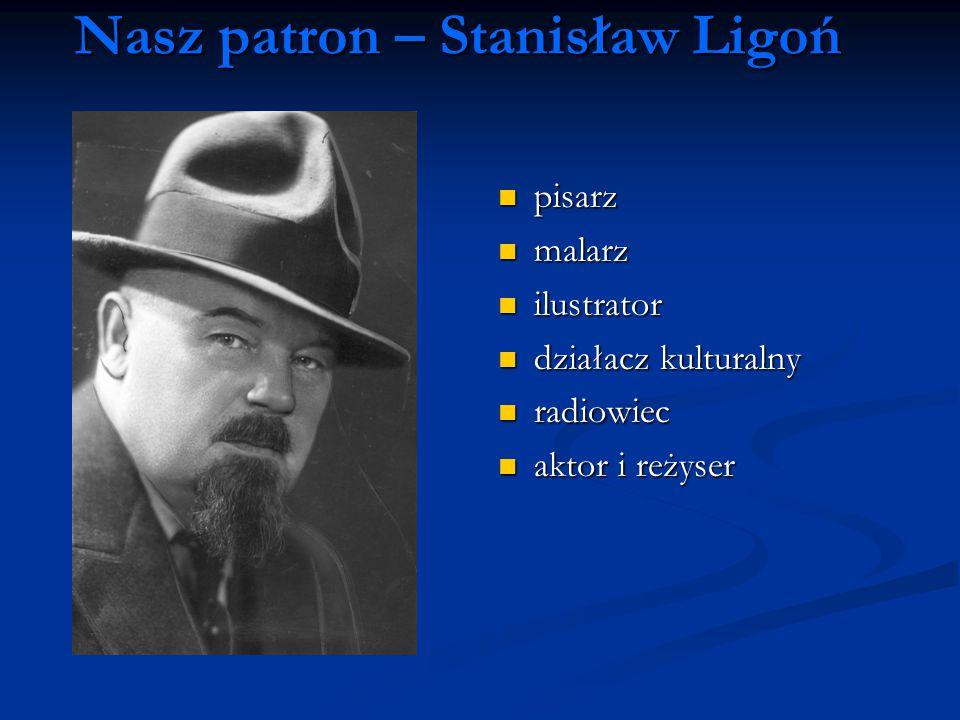 Nasz patron – Stanisław Ligoń