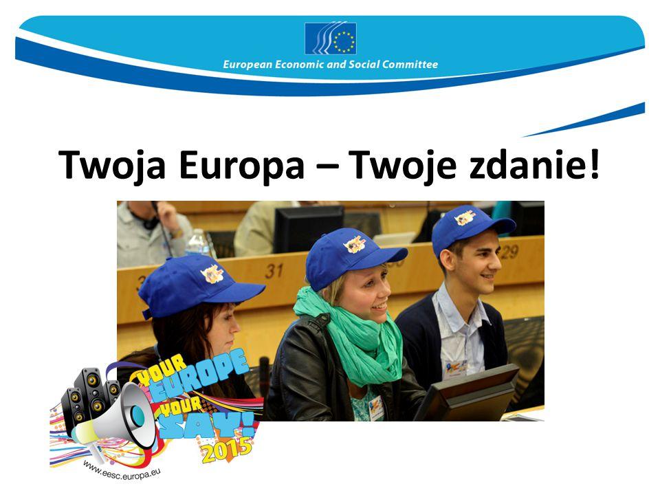 Twoja Europa – Twoje zdanie!