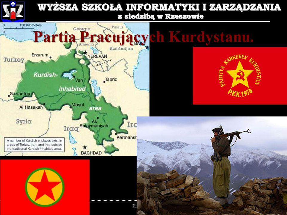 Partia Pracujących Kurdystanu.