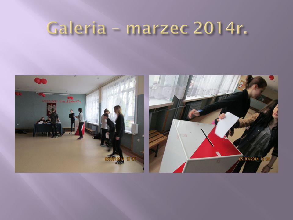 Galeria – marzec 2014r.