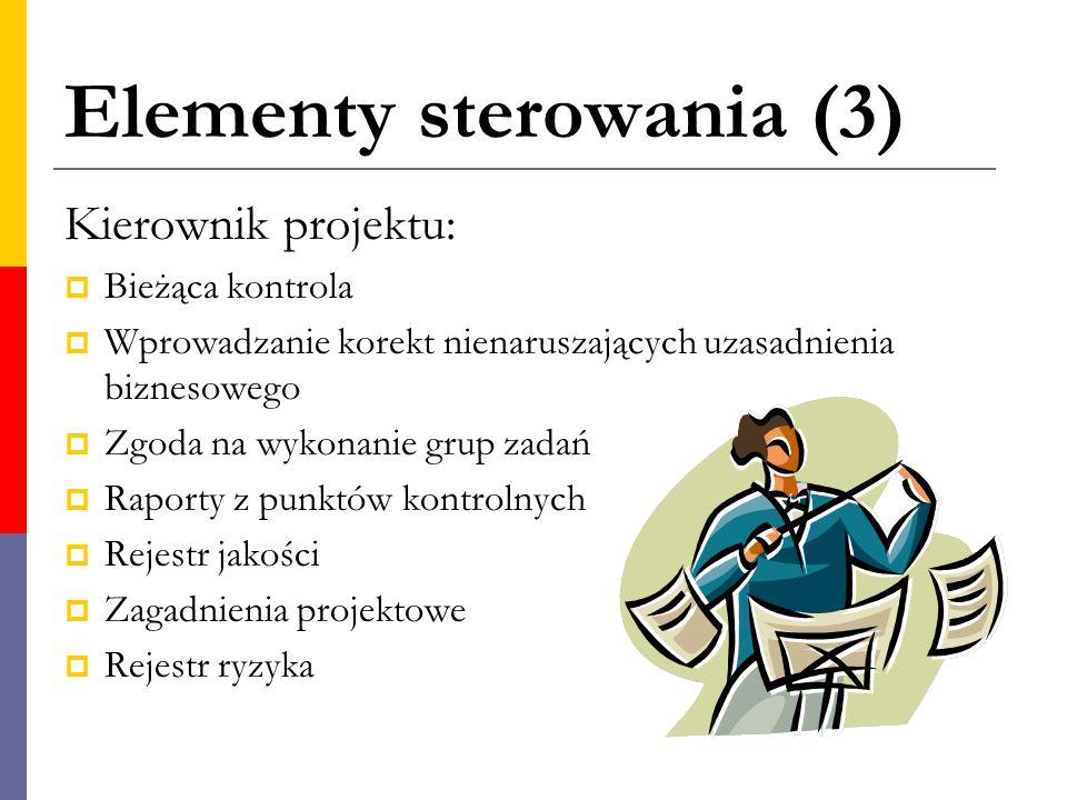Elementy sterowania (3)