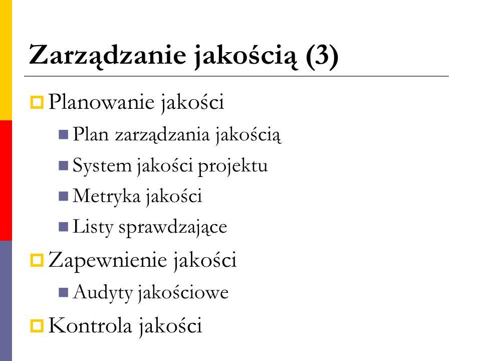 Zarządzanie jakością (3)