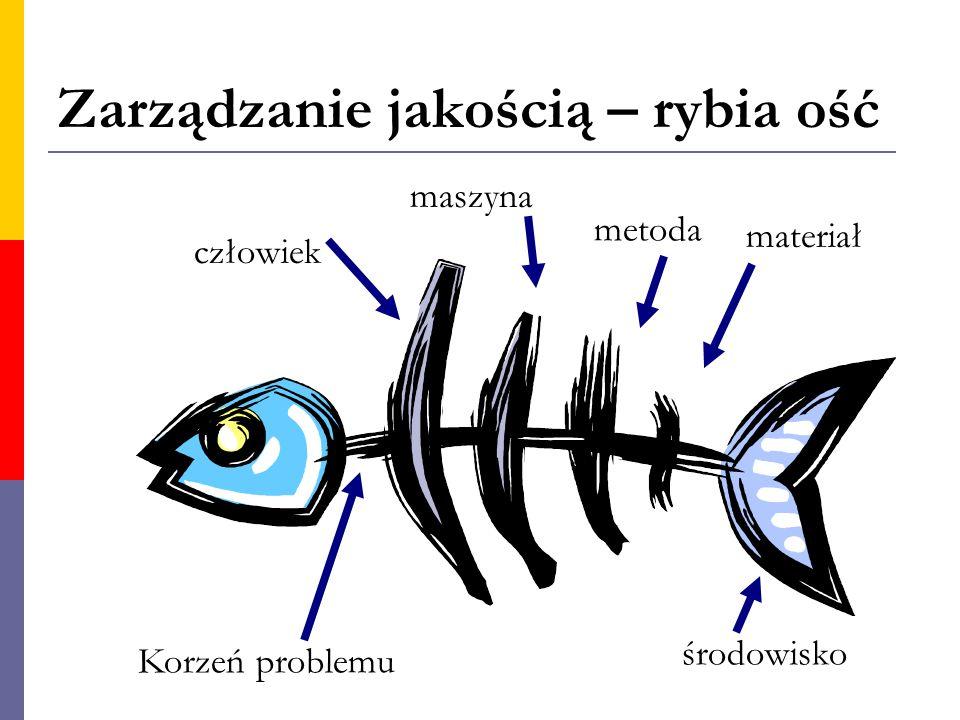 Zarządzanie jakością – rybia ość