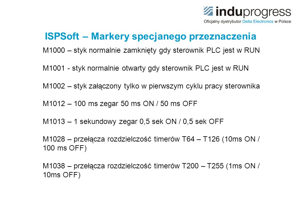 ISPSoft – Markery specjanego przeznaczenia