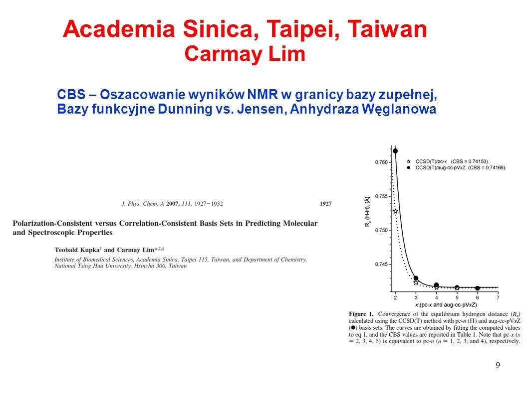 Academia Sinica, Taipei, Taiwan