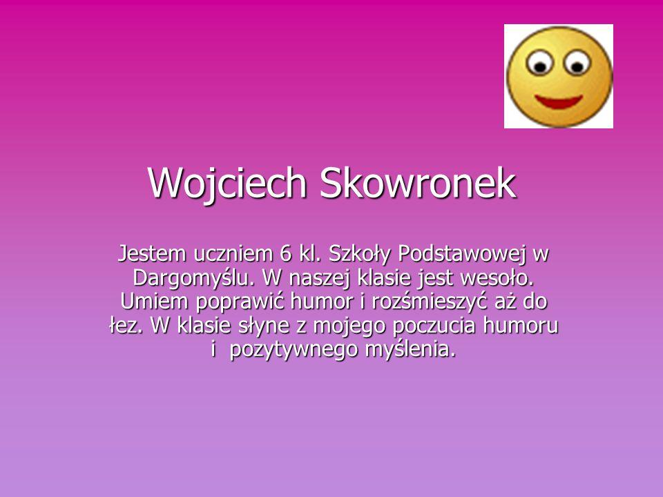 Wojciech Skowronek