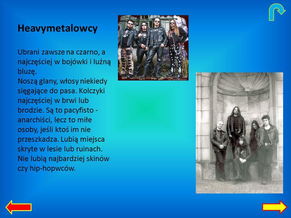 Heavymetalowcy