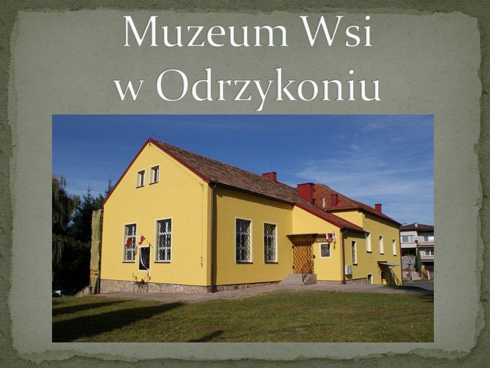 Muzeum Wsi w Odrzykoniu