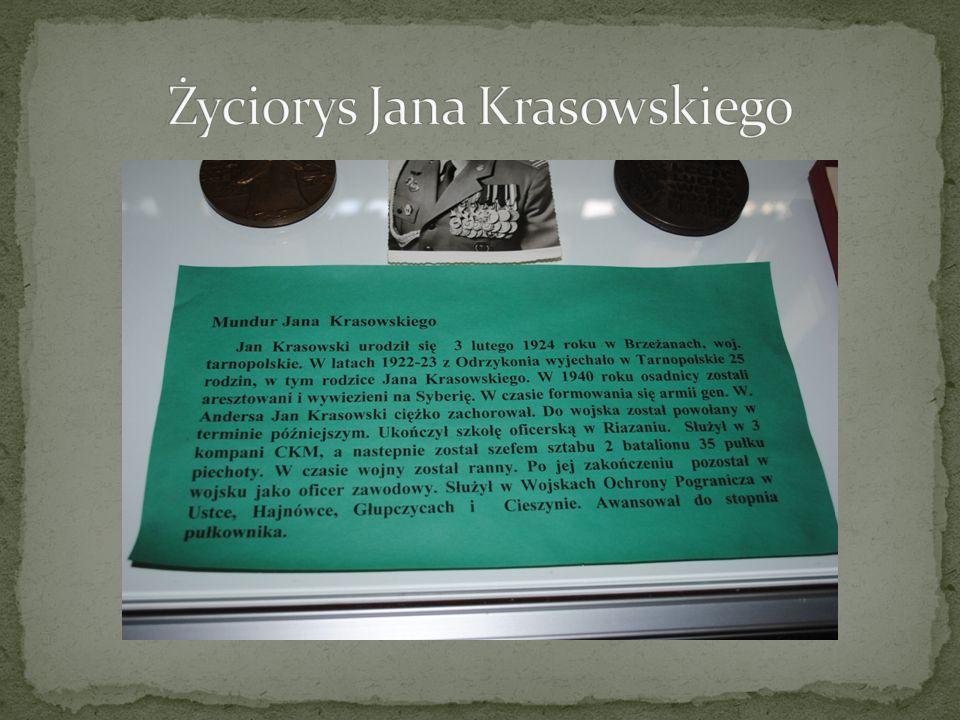 Życiorys Jana Krasowskiego